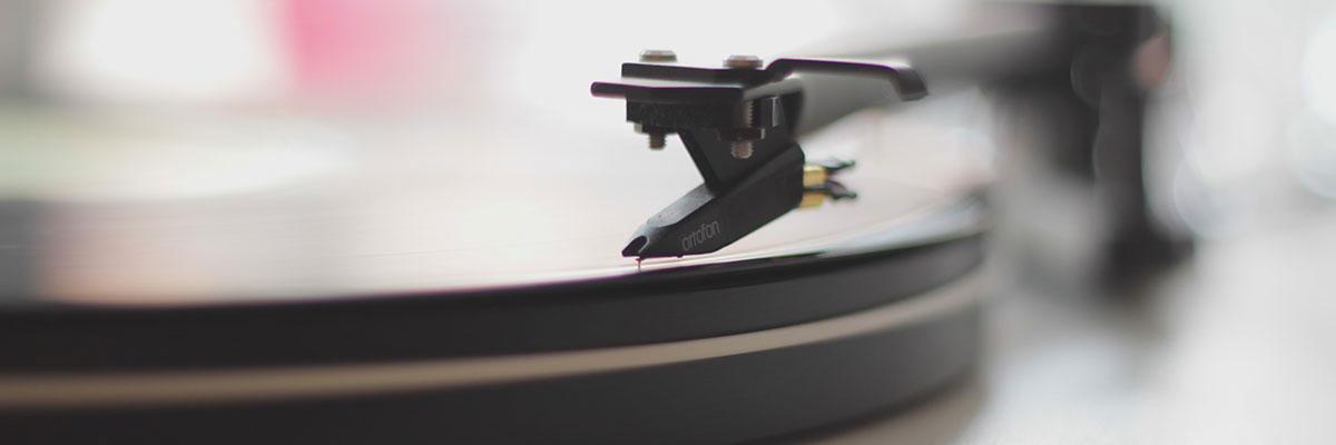 Vinyl music